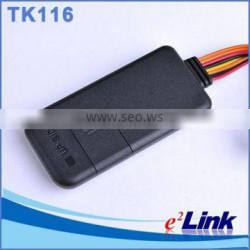 TK116 vehicle controller with backup battery, could change IMEI number with CE Certificated