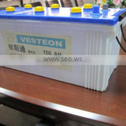 Hot Export High Quality Sealed Maintenance Free Car Batteries