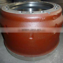 TRUCK Spare Part SAF Brake Drum & Wheel Hub