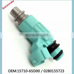 FOR Suzuki DF 90 4 stroke fuel injectors 15710-65D00 / 0280155723 / 09001F-251367