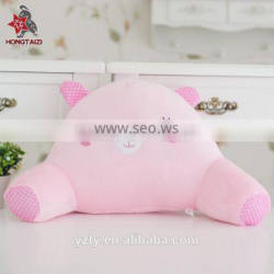 cute carton animal design u shape plush neck pillow