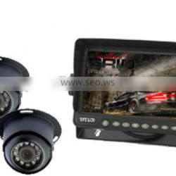 RV-9014V heavy duty rear view system with 9inch TFT LCD monitor and LED backlight HD camera