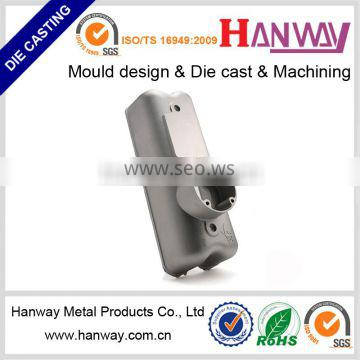 China guangzhou die casting parts factory OEM service CNC precision machining die casting parts