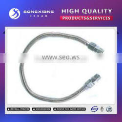 Corrugated hose for water/stainless steel bellow