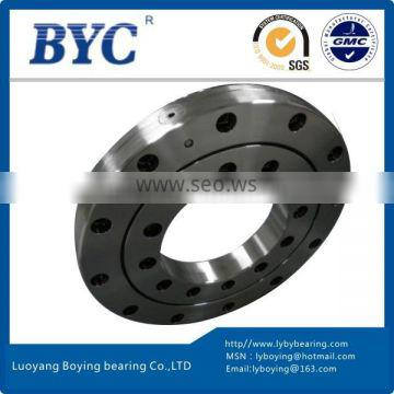 XSU140644 Crossed roller ring bearing  574*714*56mm for precision CNC slewing rings