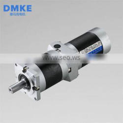 Low noise 12v 1/5 hp 75w 100w 150w planetary brushless dc motors