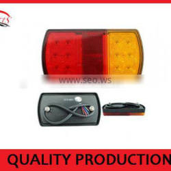 12V/24V universal ATV 12 led tail lamp