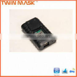 Waterproof remote engine cut off/on gps tracking device for cars