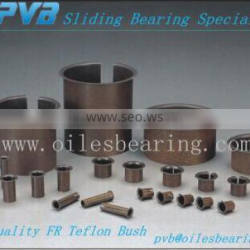 Bronze Self-lubricating Teflon FR Bearing