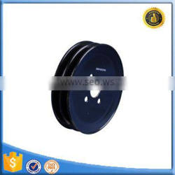 High temperature resisitant and fatigue resistant General Machinery or Engine use 150MMX30MM double pulley