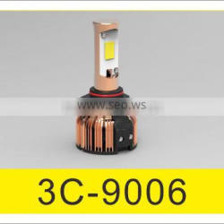 Auto Spare Parts used Cars LED Headlight bulbsled headlight h1 h4 h4 h7 3c LED Head Light Bulbs 5200 lumen 40w