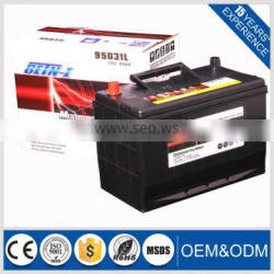 alibaba hot products !Storage battery wholesale exide 12v 80ah battery