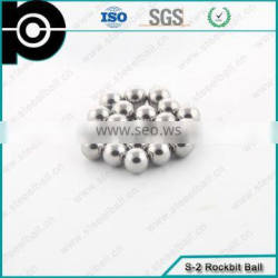 S2 Tool Steel Ball for Oil Field/Rockbit Ball