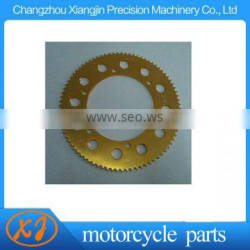 kart sprocket 91 tooth alloy 219 chain sprocket best quality on alibaba