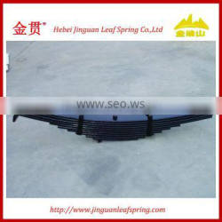 SEMI TRAILER 65MN 60SI2MN 10 PIECES leaf spring assembly
