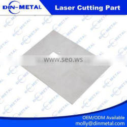 OEM Steel Sheet Metal With Laser Cutting Machinery Parts Fabrication