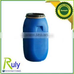chemical plastic drum with iron ring