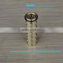 Brass Ball Bearing Cage for Die Mould,Ball Cages Brass Material,Brass/Copper Ball Retainer Cages China Supplier