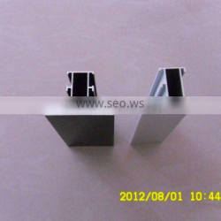 Aluminum casement window profiles