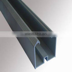 L&U shape decorative aluminium profile