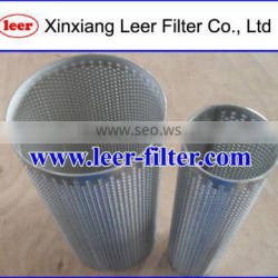 Perforated Plate Stainless Steel Filter Basket