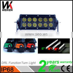 Double Rows 36W Led Light Bar Car Led Light Bar For Jeep Offroad
