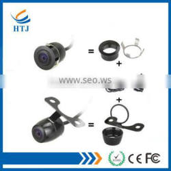 1/4 CMOS chip waterproof IP67 auto camera two different way installation optional