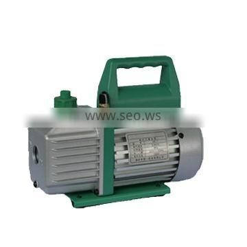 Two Stage rotary vane 1/4HP 1.5CFM Double Stage Vacuum Pump for refrigerating system VP215