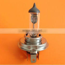 Hard glass car halogen bulb H4 12v 100/90w