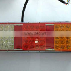 truck or trailer led combination tail lights with 100%waterproof,2016new model(RK11054)