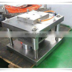Supply aluminum foil container mould(CE ISO certificate)