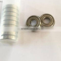 F623ZZ MF74ZZ MF84ZZ stainless steel flange bearings for automotive