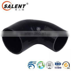 16mm>13mm(5/8''>1/2'')90 Degree Elbow Reducing Black Silicone Hose