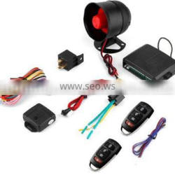 Car Alarm System With High Quality CA904