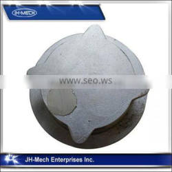 Silica Sand Casting Durable Aluminum Parts