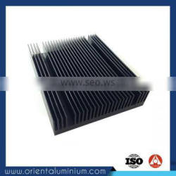China Supplier Aluminum Radiator Profile