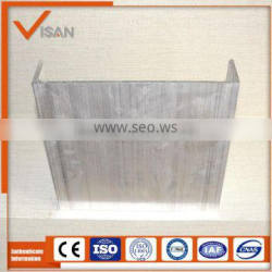 Painting Extruded anodized aluminium industrial profile