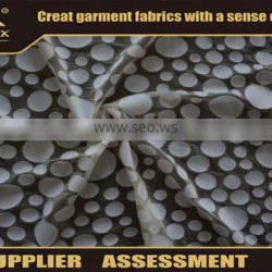 Cheap polyester FDY burnout fabric wholesale