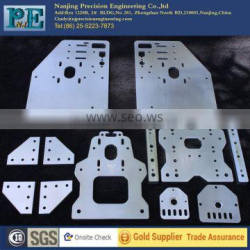 Precision stamping SS304 plate,stamping mount bracket,machining plate