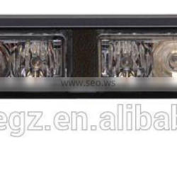 Emergency Vehicle LED Traffic Advisor Strobe Light bar, LED Directional Warning Strobe Light Bar(SR-DL-110-4)1W per LED