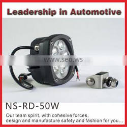 NSSC high performance High power 50w LED work light spot beam flood beam for trailer tractor