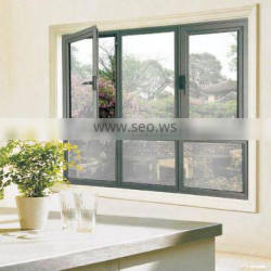CE/SGS certification Aluminium casement window profiles