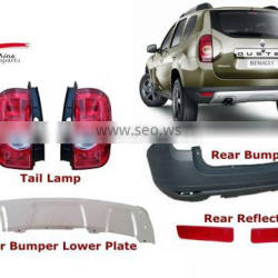 Renault Duster Auto Tail lamp / Tail Light 265500033R / 265550035R