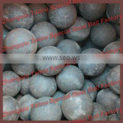 Wear-resistant Heat Rolled Steel Grinding Ball For Chile