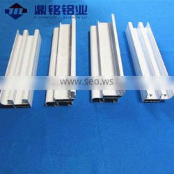 high quality with better price white powder coated aluminium profile