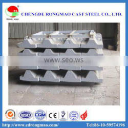 GBMn13 High manganese steel ball mill liner China