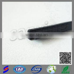 container inflatable door seals