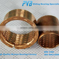 Agricultural Bearing Bushing, Bronze Rolled Bush,Bronze bushing with oil pocket