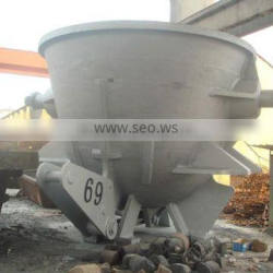 Customized slag pot steel casting used steel factory in saled