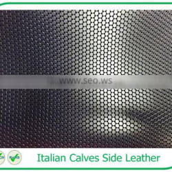 Good Quality Genuine Leather Italian Tanned Calf Leather